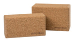 Cork Yoga Block, Small