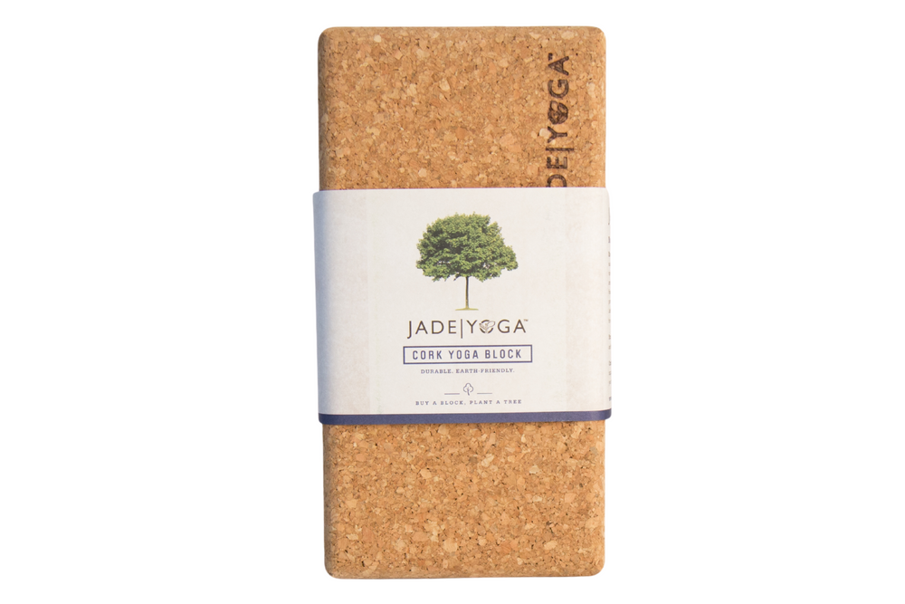 Yoga Cork Block, Large