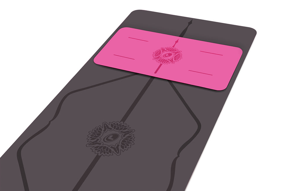 Liforme 'Expressions' Gratitude Pad 4.2mm 13in, Grateful Pink
