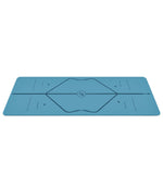'Signature' Travel Mat 2mm 70in, Blue