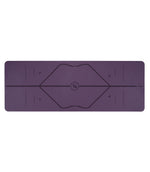 Liforme Yoga Mat, Purple Earth *AVAILABLE IN-STORE ONLY*