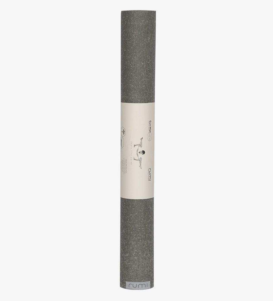 Sun Yoga Mat Superlite 2mm 68in, Graphite