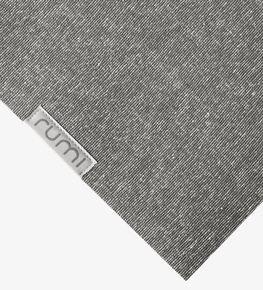 Sun Yoga Mat Wide 4.3mm 71in, Graphite