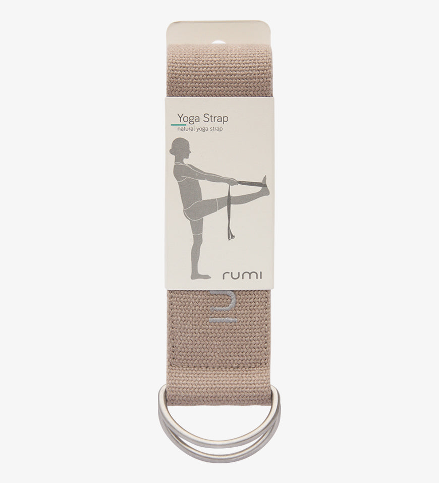D-Ring Yoga Strap 8 ft