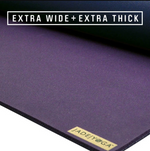 XW Fusion Mat 8mm 80in, Purple/Midnight