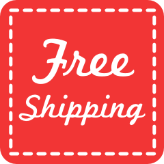 December FREE SHIPPING Sale
