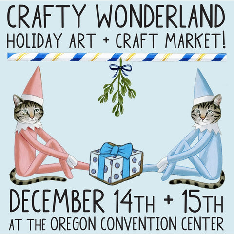 Event: Crafty Wonderland Dec. 14 & 15