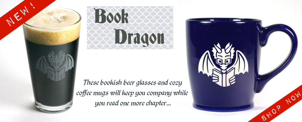 New Design: Book Dragons