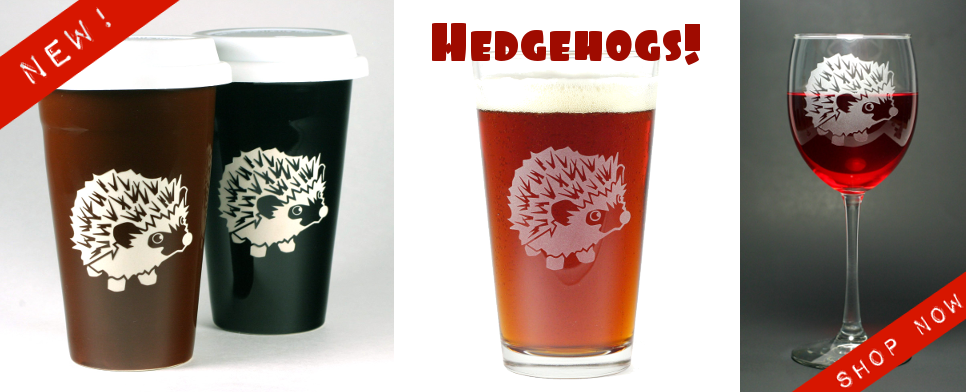 Product of the Week: Hedgehogs are Here!