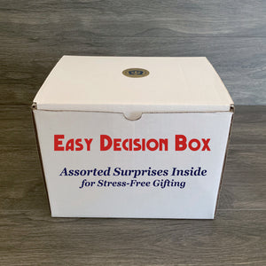 The Easy Decision Box for Stress-Free Gifting