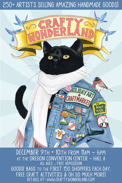 Crafty Wonderland's Holiday Sale