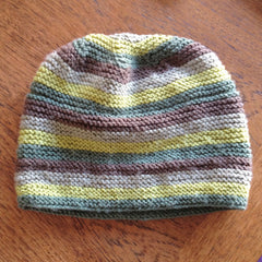 knit Rikke hat