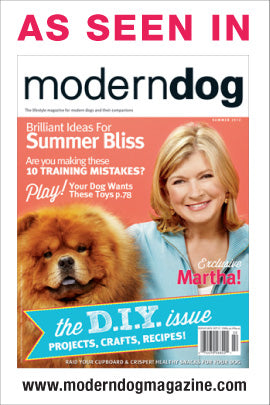 As seen in Modern Dog