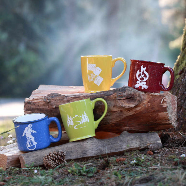 great outdoors collection mugs
