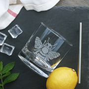 Bee Cocktail Glass