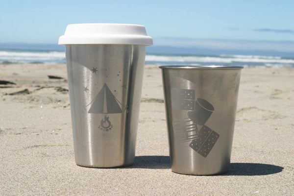 Custom Stainless Steel Cup