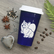 Corgi Dog Travel Mug (Retired)