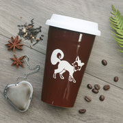 Fox Travel Mug (Retired)