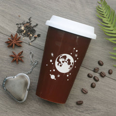 Moon and Stars Travel Mug (Retired)
