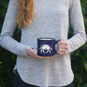 Dungeness Crab mug by Bread and Badger
