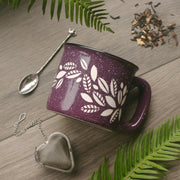 Tea Leaves Plant Mug