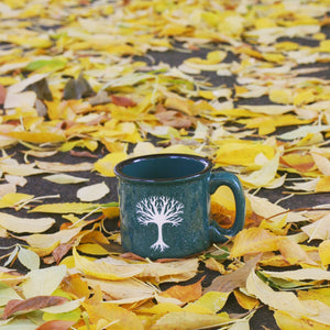 Tree of Life camp mug
