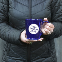 Handled Standard Mug, Made-to-Order engraved with any stock design