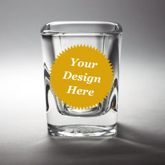 Custom Shot Glass