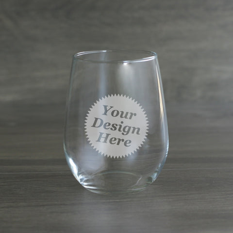 Wine Glass, Made-to-Order