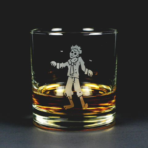 Zombie Lowball Glass