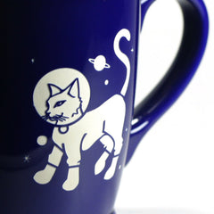 Astronaut Cat Mug
