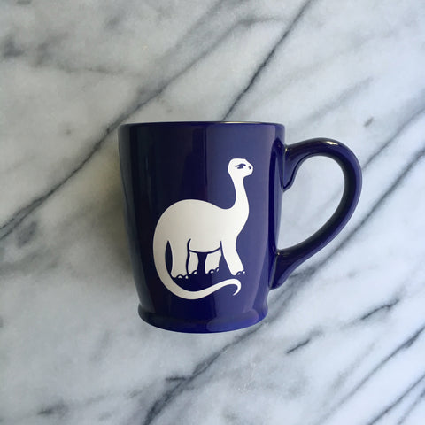 Brontosaurus Mug (Retired)