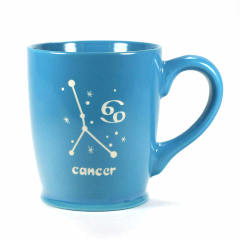 Cancer Zodiac Constellation Mug
