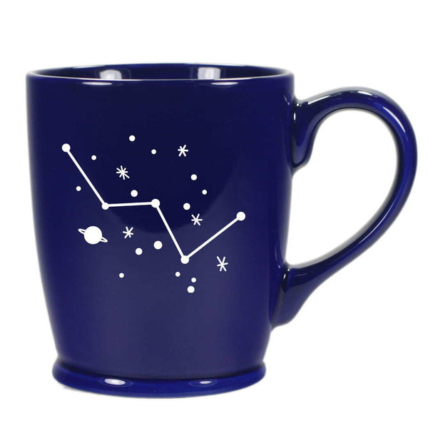 Cassiopeia Constellation Mug