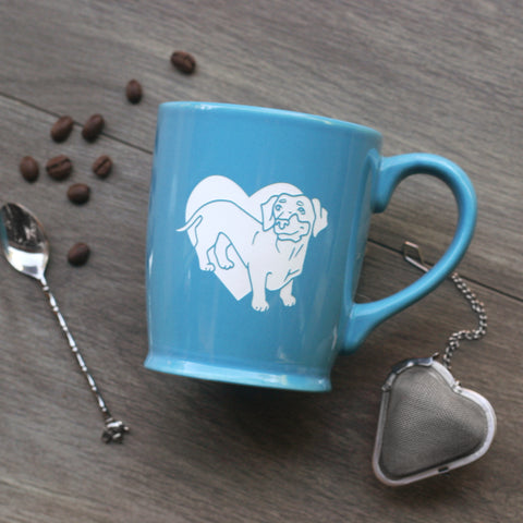 Dachshund Dog Mug (Retired)