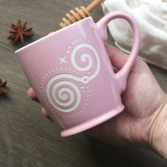 Deep Breath Meditation Mug