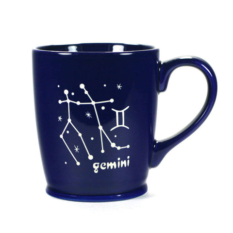 Gemini Zodiac Constellation Mug