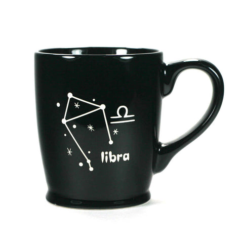 Libra Zodiac Constellation Mug