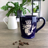 Mermaid Cat Mug