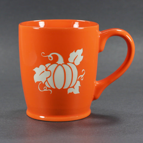 Pumpkin Spice mug by Bread and Badger