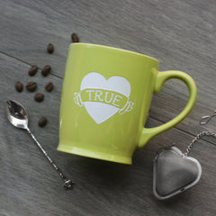 True Love Tattoo Heart Mug (Retired)