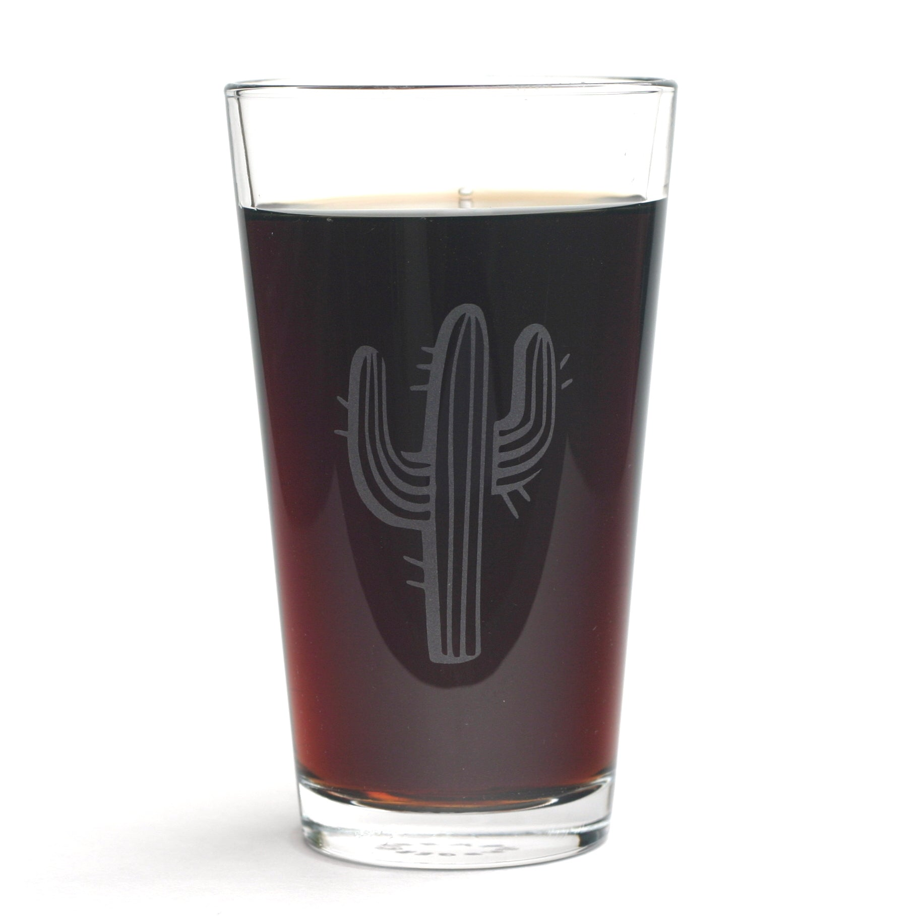 Cactus Pint Glass (Retired)