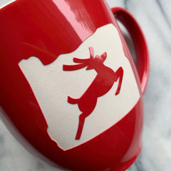 WILDFIRE RELIEF FUNDRAISER - Red Mug