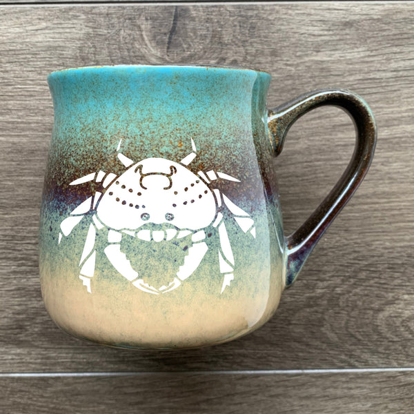 Crabby Mug in Lakeshore by Bread and Badger