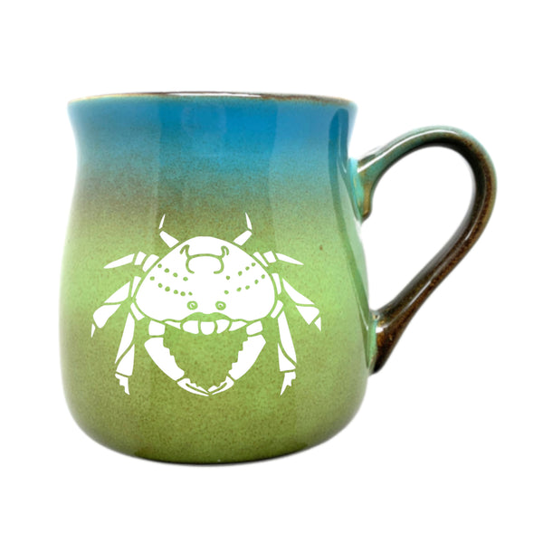 Dungeness Crab Mug in Meadow by Bread and Badger