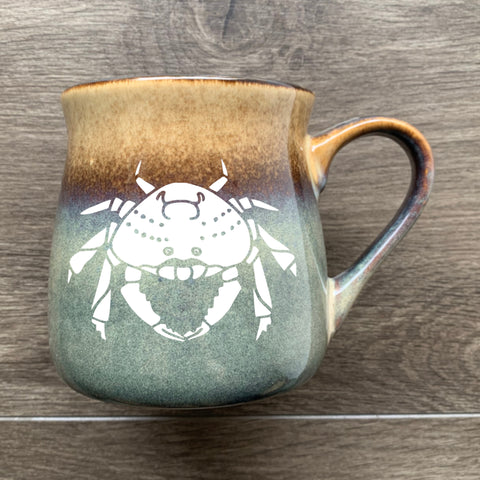 Crabby Mug in Painted Desert by Bread and Badger