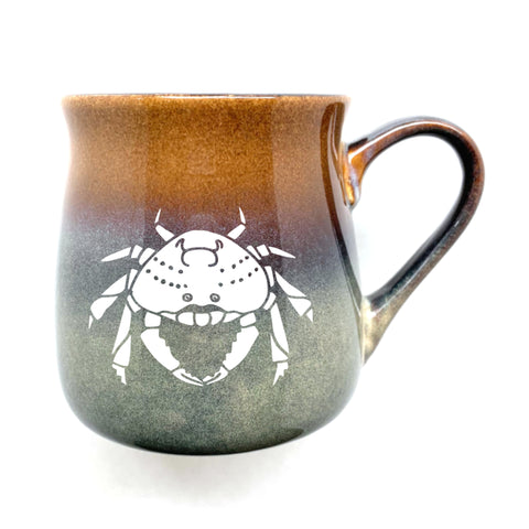 Dungeness Crab Mug in Painted Desert by Bread and Badger