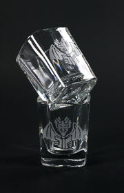 Book Dragon Shot Glass (Retired)