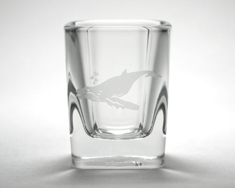 Whale Shot Glass (Retired)