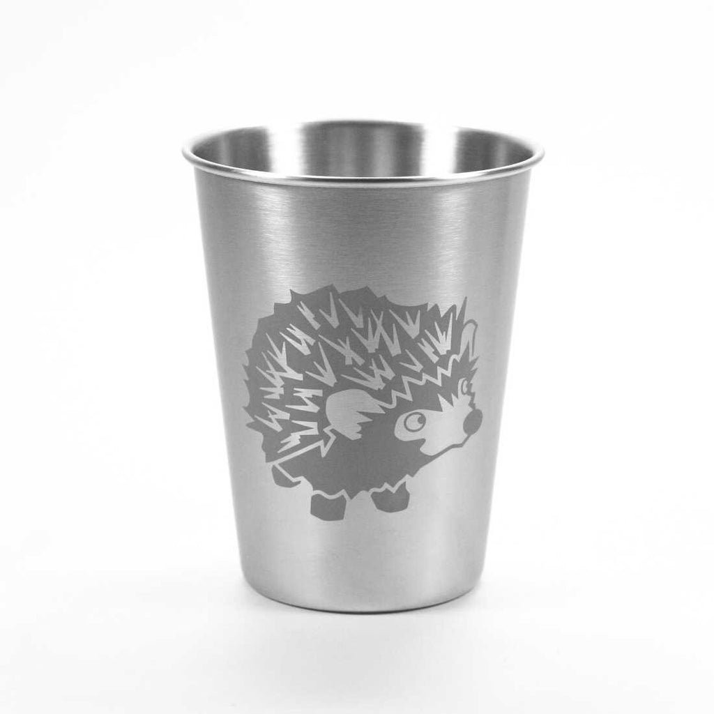 12oz Hedgehog stainless tumbler